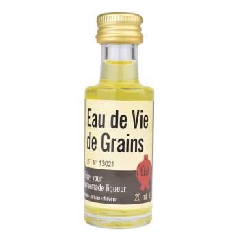 Eau de vie de grains.