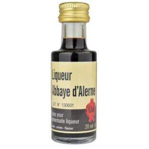 liqueur abbaye d'alerne