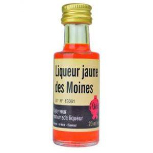 Arôme alimentaire de Liqueur jaune des Moines