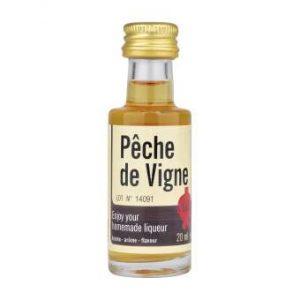 Arome alilmentaire de peche de vigne 1001 aromes marque LICK