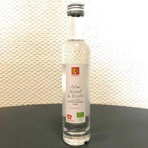 Arome naturel de basilic bio 1001 aromes