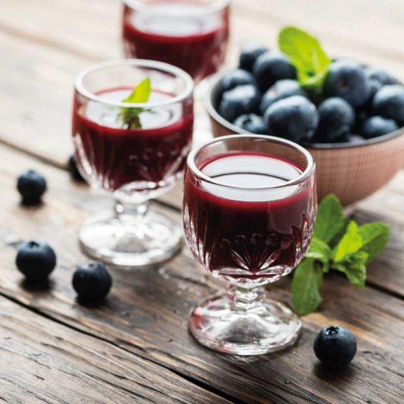 aromes pour alcool liqueur de myrtille
